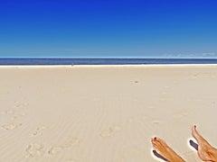 On the Beach, Photograph, C-Type