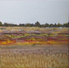 Wildlands, Painting, Acrylic on Canvas