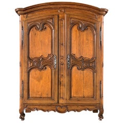 18th Century French Provincial Cabinet