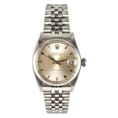 1960s Rolex Oysterdate Precision Automatic Men's Watch