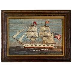 19th Century American Sailor's Woolie, 19th Century