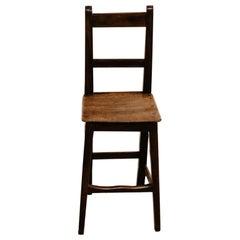 19th Century Correction Chair