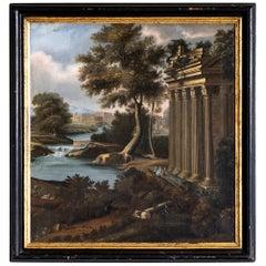 19th Century Italian Capriccio