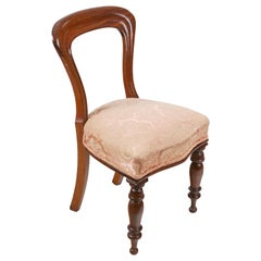 19th Century Set of Twelve Balloon Back Dining Chairs