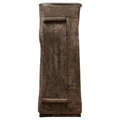 19th Century Treetrunk Cabinet