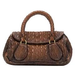 2000s Prada Leather Bag