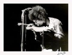 Jimi Hendrix Paris Olympia 1967, Printed Later