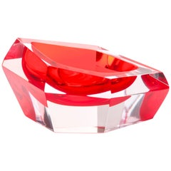 21st Century Karim Rashid Mini Bowl Murano Glass Various Colors