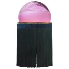 21st Century VI+M Studio Medium Lamp Murano Glass Tripolino Fringe Various Color