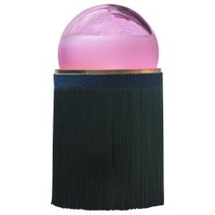 21st Century VI+M Studio Small Lamp Murano Glass Tripolino Fringe Various Colors