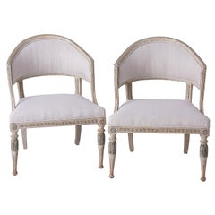 Gustavian Seating