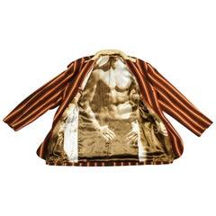 A Jean-Paul Gaultier Men's Jacket Les Fous de la Photographie Winter1992/1993
