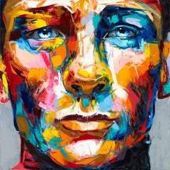 Daniel Craig - 21st Cent, Contemporary, Figurative, Pigment Print, Portrait, Pop
