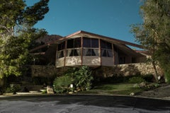 Mid Century Modern Architecture Palm Springs Photograph