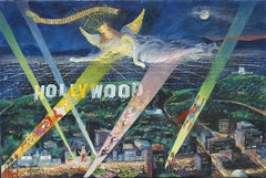 Queen of Angels over Hollywood