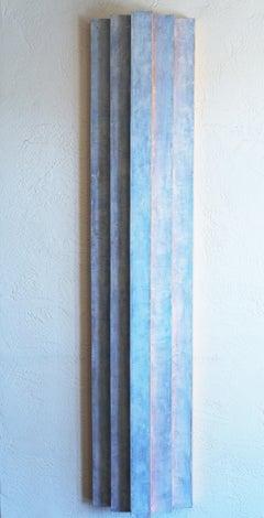'Pillar, Coral and Ice', California, San Francisco Art Institute
