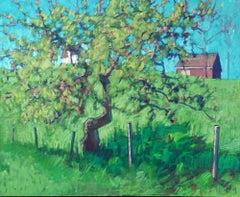 The Little Apple Tree on the Farm