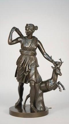 Diana the Huntress by Benedetto Boschetti