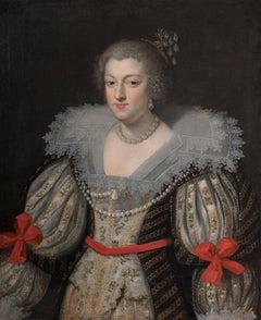 Portrait of Anne of Austria