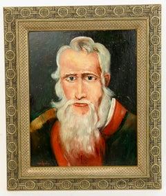 Portrait of an English Scolar