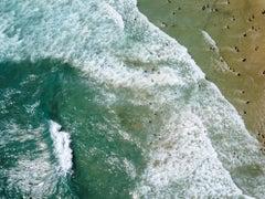 """Pacific Waves,"" Newport Beach, California"