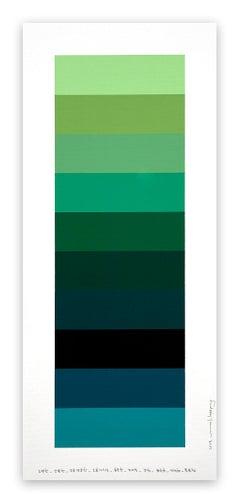 Emotional Color Chart 110