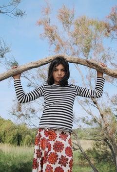 Sara, France, Contemporary Color Portrait, Emerging Photographer