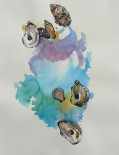 Bivalves and Gastropods, Abstract Painting