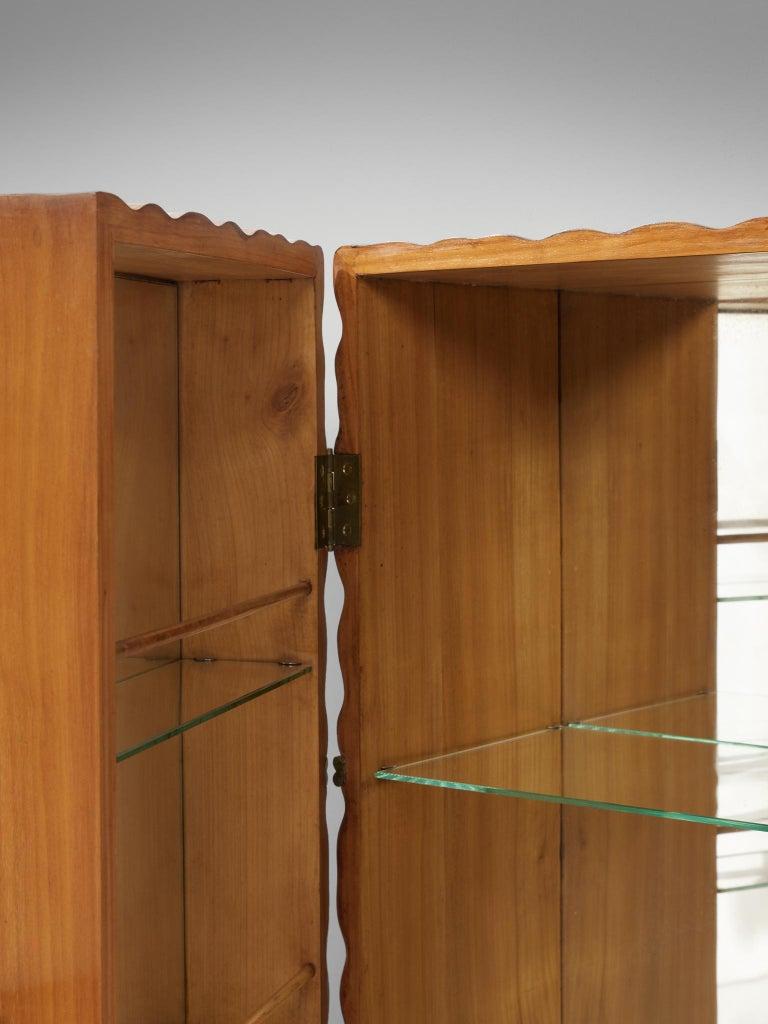 Aldo Tura Bar Cabinet in Cherry For Sale 5