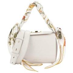 Alexander McQueen  Scarf Box Shoulder Bag Leather 19