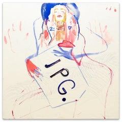JPG. - Original Oil on Canvas by Anastasia Kurakina - 2010s