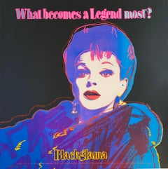 Blackglama (Judy Garland) 1985 F&S II.351