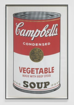 Campbell's Soup I: Vegetable