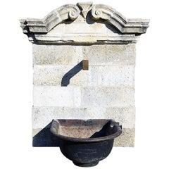 Antique Fountain 19th Century