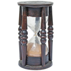 Antique Hourglass Early 19th Century