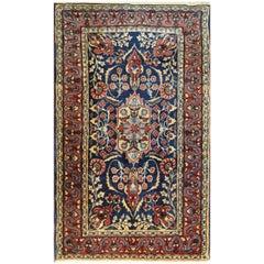 Antique Sarouk Mohajeran Rug, Very Fine