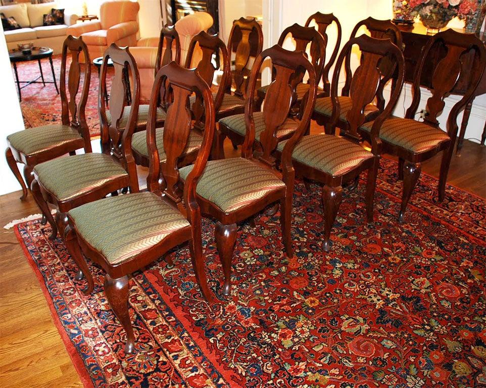 Triaonon Northern European Mahogany Dining Room Table