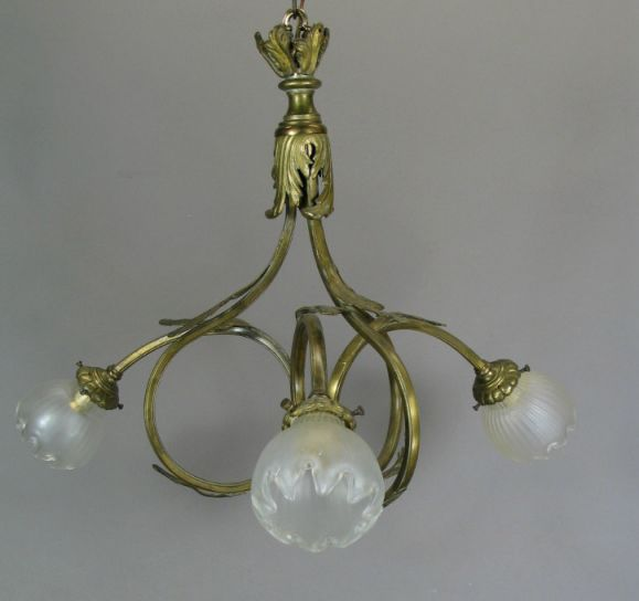 On Sale Liberty Style Chandelier At Stdibs