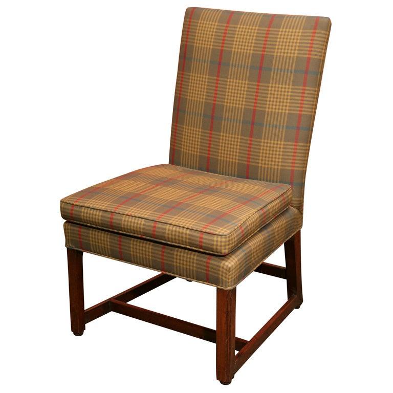 Target upholstered