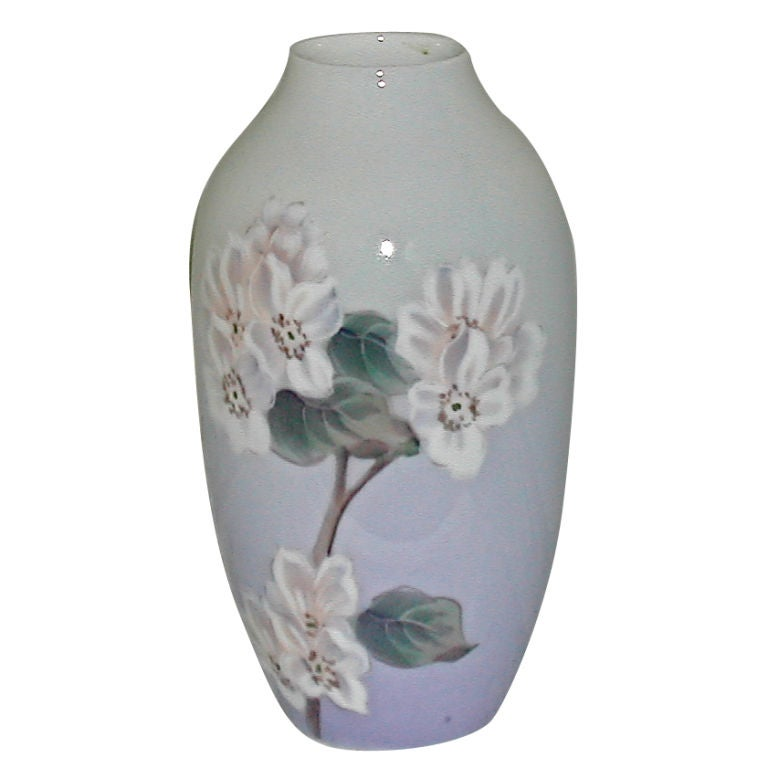 Dating royal copenhagen porcelain vase