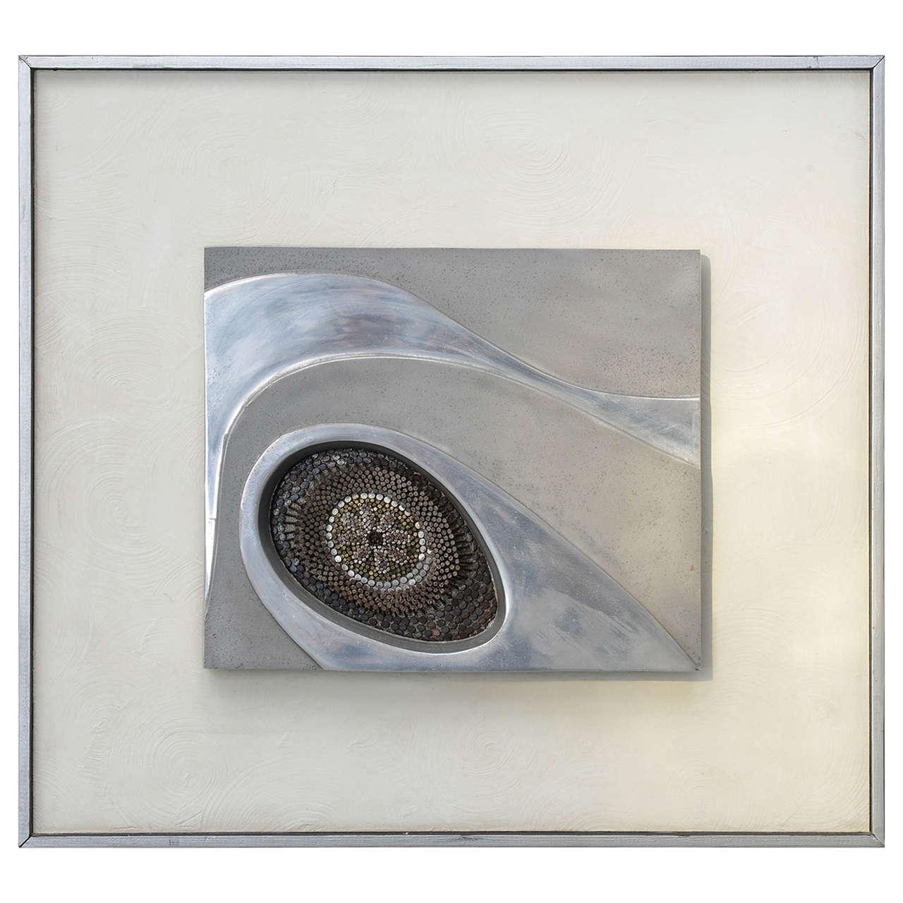Nielsen Metal Floating Frames For Paintings  Metropolitan