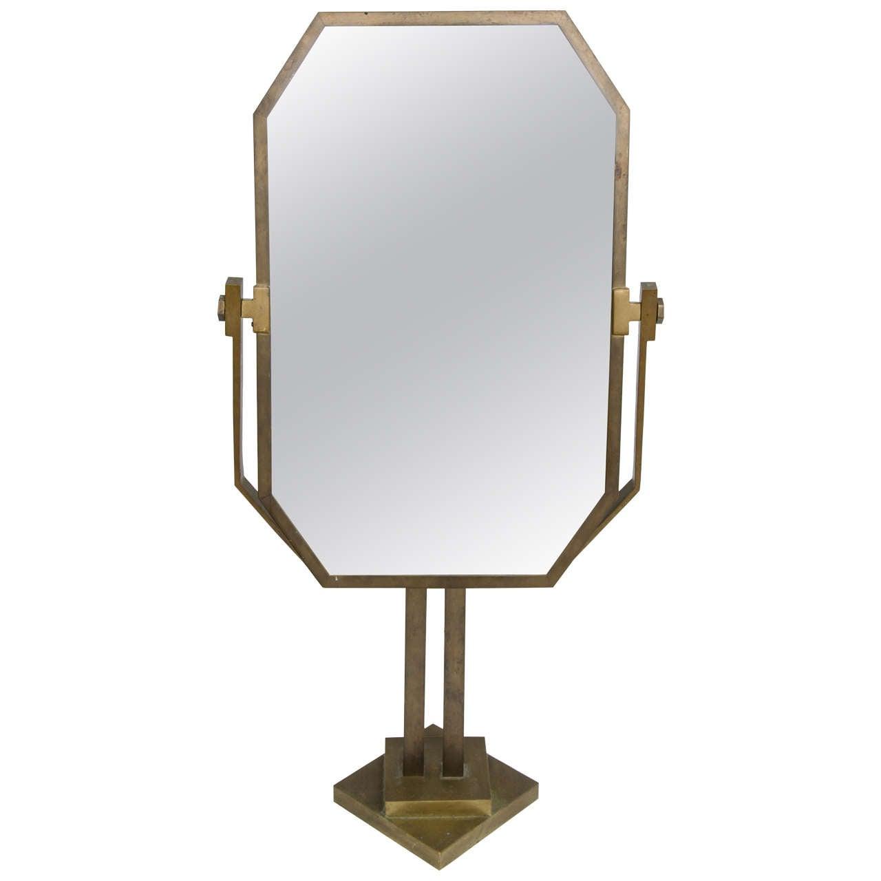 Old fashioned vanity mirror 25