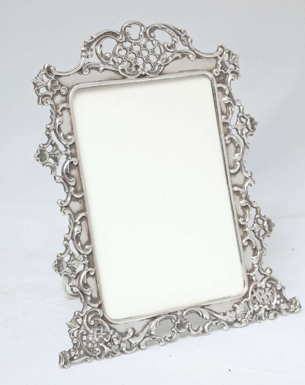 925 STERLING SILVER Picture Frame  amazoncom