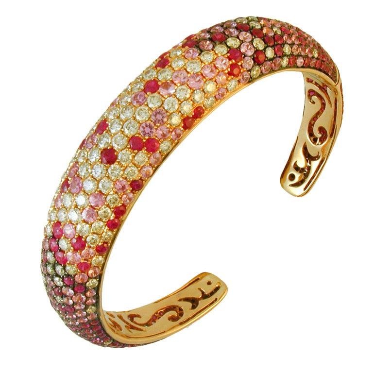 Shop Diamond Pearl Gemstone amp Metal Bracelets  Blue Nile
