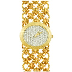 BUECHE GIROD Diamond Watch