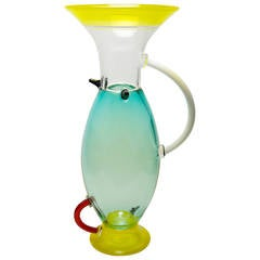 """""""Altair"""" Vase by Ettore Sottsass"""