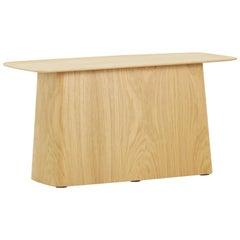 Vitra Large Wooden Side Table in Light Oak by Ronan & Erwan Bouroullec