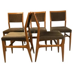 Gio Ponti Dining Chairs