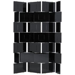 ClassiCon Brick Screen in Black by Eileen Gray