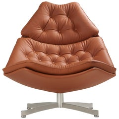 Artifort F587 High Chair by Geoffrey D. Harcourt RDI